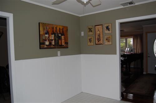 Benjamin Moore Dry Sage Dining Room Color Option