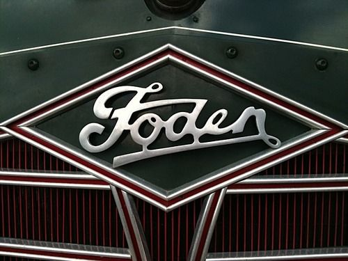 Classic #Foden truck #ClassicCar #CoolCars QuirkyRides.com