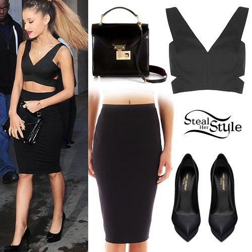 Ariana grande inspired outfits 2014