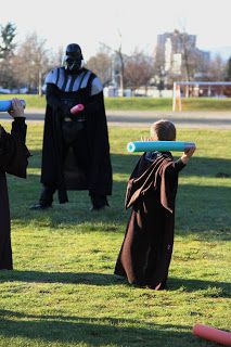 Young Wizards Academy on blogger: Unreal Summer Birthday Parties - Vancouver