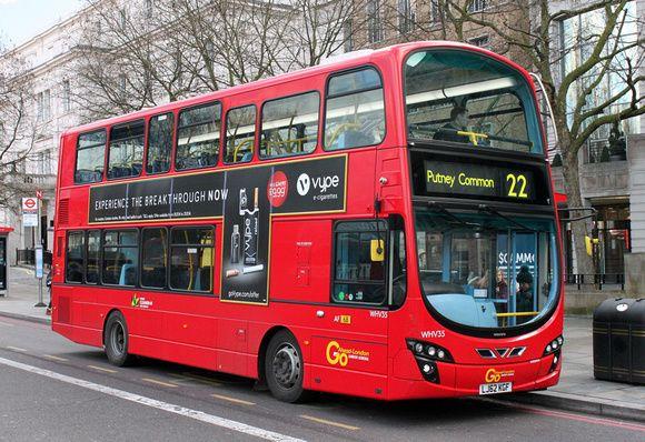 london bus routes 22 | Home » TFL London Bus Routes » TFL Routes: 001- 100 » Route 22 ...