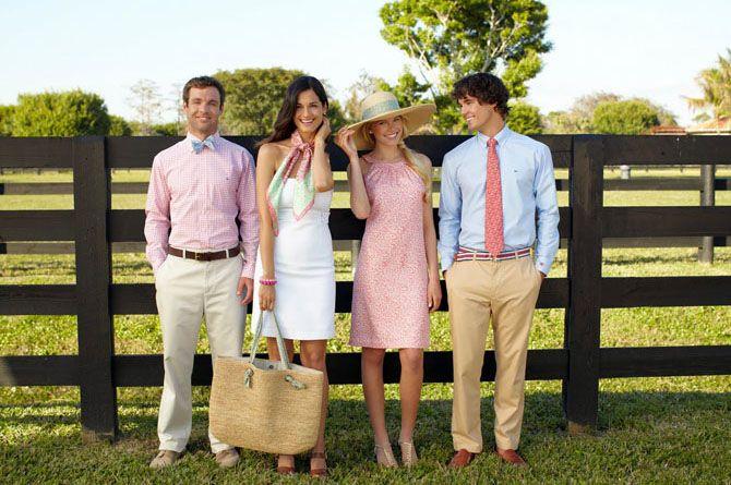 style preppy vineyard vines Style Ivy League et style italien