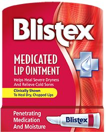 Blistex Medicated Lip Ointment | Blistex|Lip Care |Balm |Ointments|