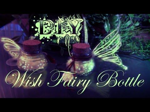 Do you have a wish? Write it on a piece of paper and put it into your wish fairy bottle!  Maybe your wish will come true ♥     FACEBOOK: http://www.facebook.com/MermanAquamarin  TWITTER: http://twitter.com/Aquamarintheone  INSTAGRAM: Aquamarintheone  SHIRTS: http://aquamarin.spreadshirt.at    Wanna mail me something? :D  Send it to:    Aquamarin  Postfach 1...