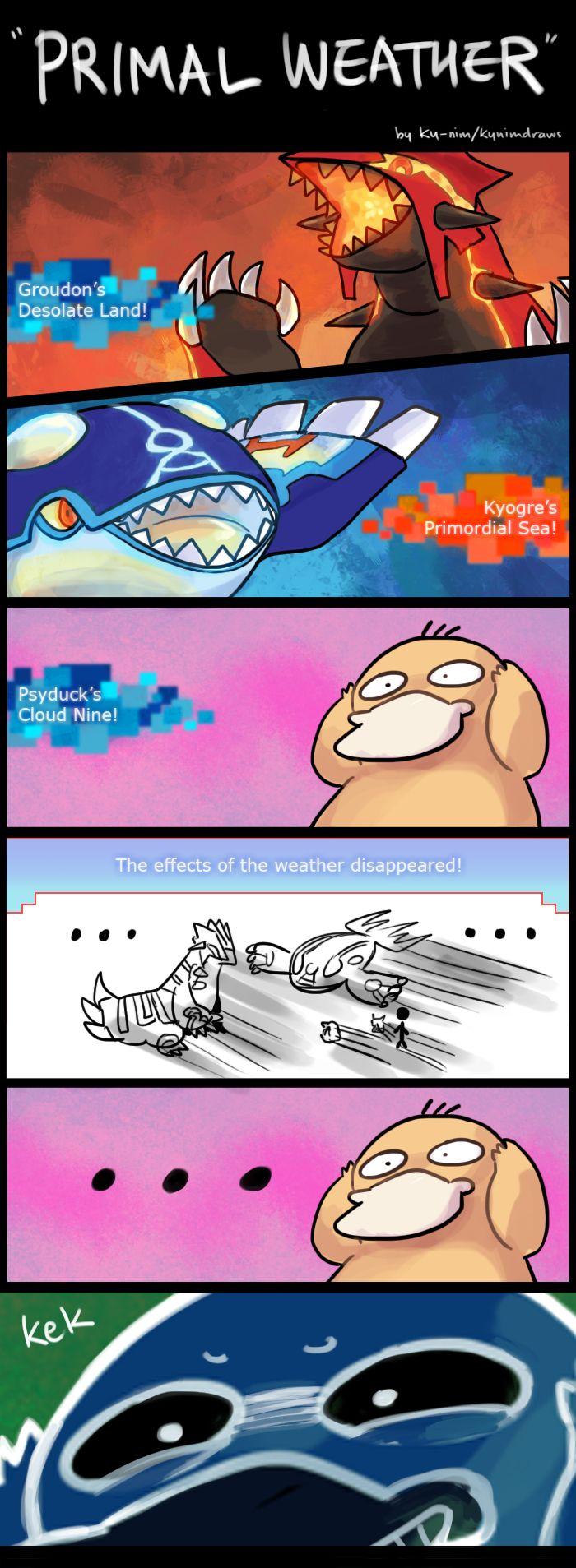 Pokemon ORAS: Primal Weather by ky-nim.deviantart.com on @deviantART