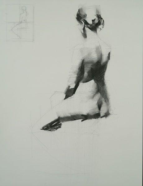 Drawings | Mark Tennant Art