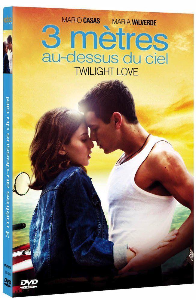 3 Ma Tres Au Dessus Du Ciel Twilight Love Francia Dvd Ad Dessus Du Tres Au Peliculas De Romance Peliculas Cine Libros Bonitos Para Leer