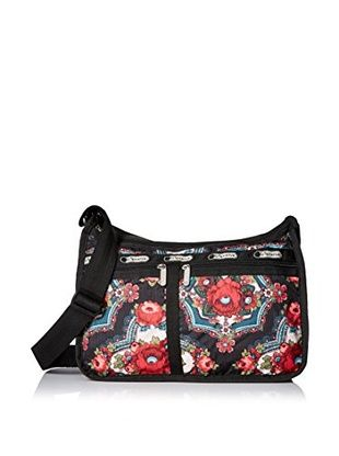 LeSportsac Women's Deluxe Everyday Bag, Romanian Rose