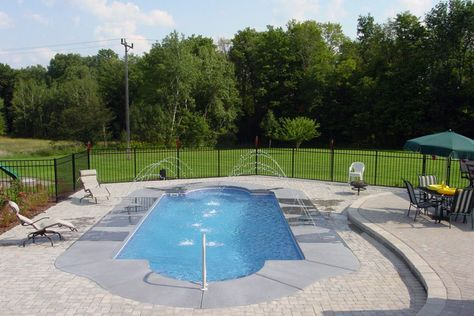 Classic Fiberglass Pools – Pro Edge Pools