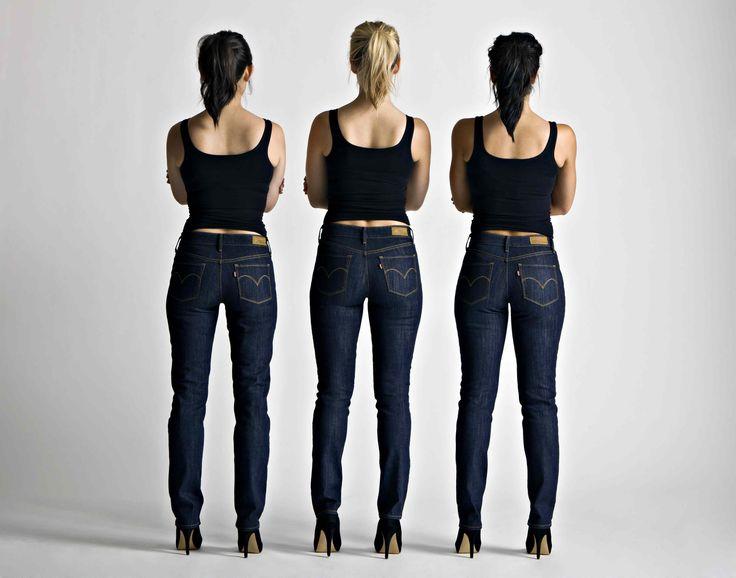 LEVI'S] Curve ID , busca TU jeans ;)
