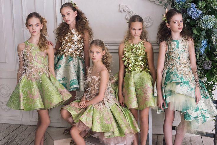 Las princesas de Mischka Aoki.