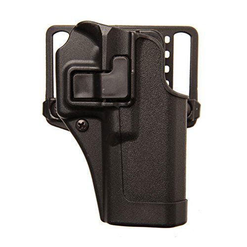 Blackhawk 410568BK-R Serpa CQC Concealment Holster for Glock 43, Matte Black #deals