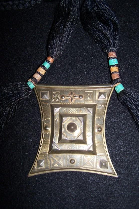 *Tuareg Berber Necklace