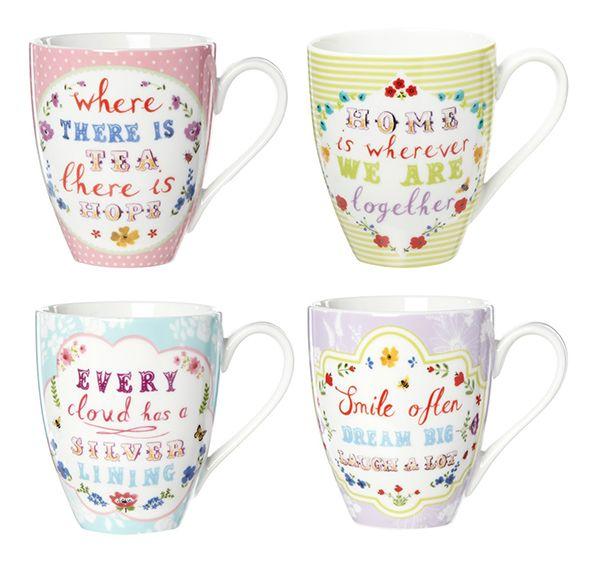 Ashley Thomas Mug Collection Ashley Thomas Debenhams