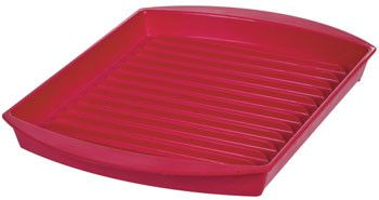 LSS-421043 Microwave Bacon Cooker - 4-6 pieces