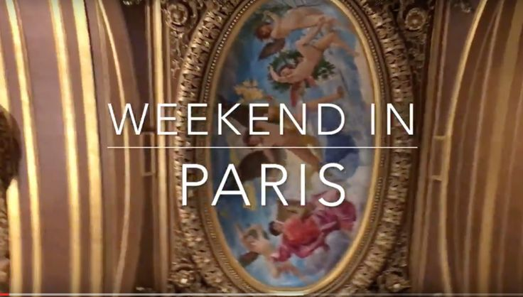 Video highlights of our 3 day weekend in Paris in April 2017 including the Opera House, Sacre Coeur, Montmartre, Eiffel Tower, Le Chat Noir and Canal du Saint Martin.