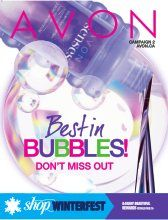 Avon Brochure - Campaign 2 Orders are due January 8.    Send me a message or visit me at www.facebook.com/avonwithruthw to order now    Servicing Durham region in Ontario Canada