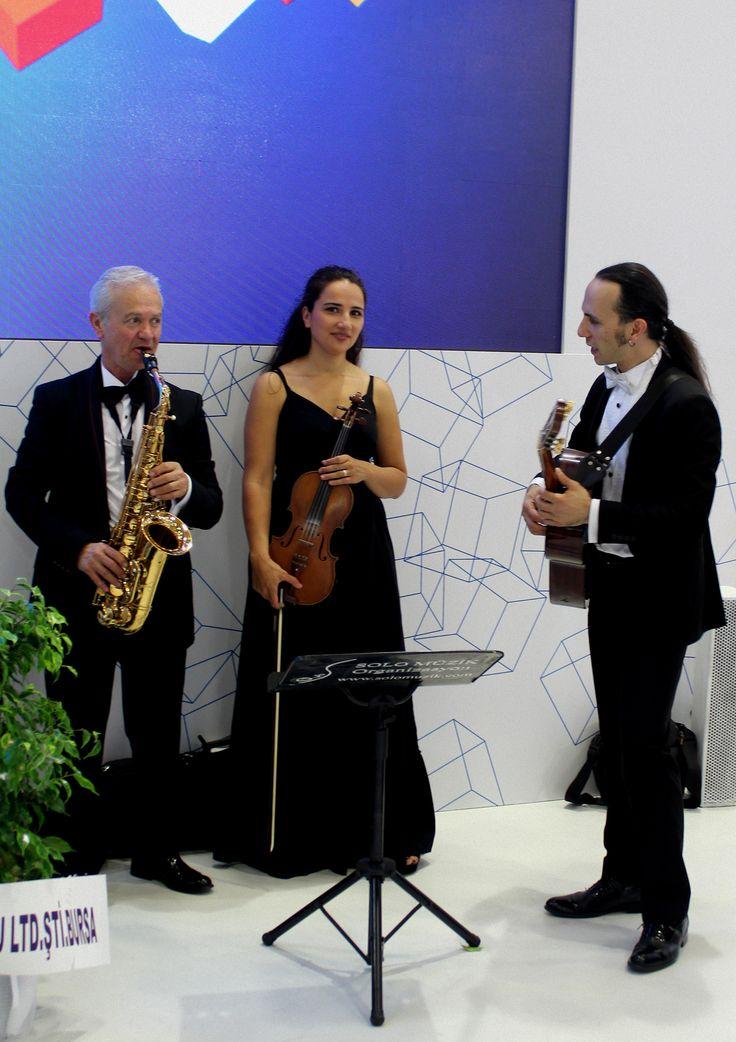 Alto Saksafon / A. Sax - Keman / Violin - Gitar / Guitar www.solomuzik.com  #saksafon #saxophone #keman #violin #gitar #guitar #solomüzikorganizasyon #trio #mapeiturkiye