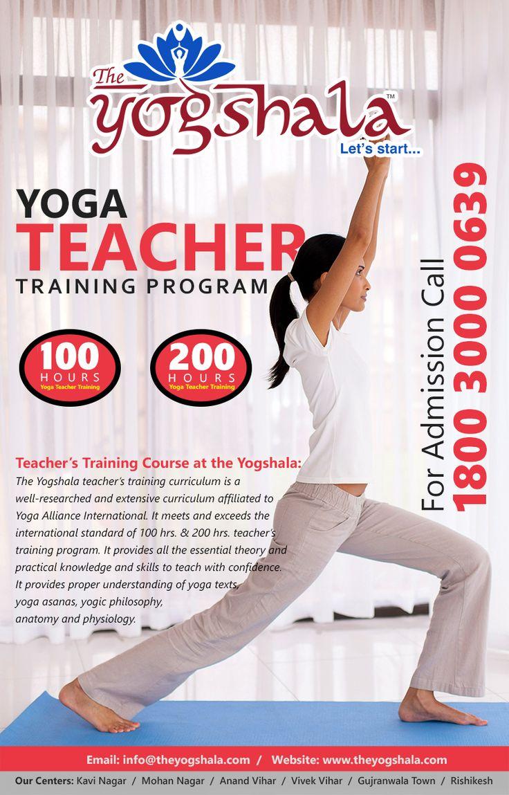 The Yogshala Yoga Teacher Training Program #TheYogshala #YogaTeacherTraining #NamoGangeTrust #YogaTeacherTrainingProgram