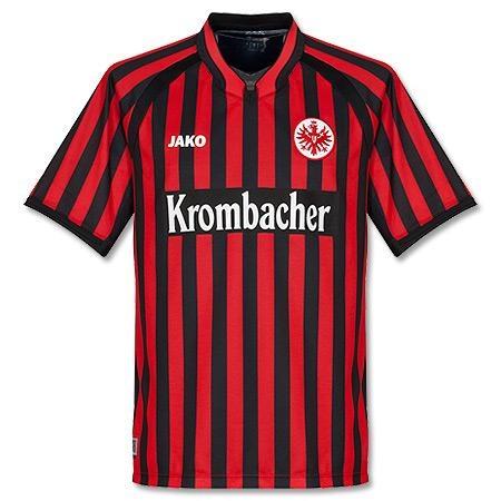 Duitsland - Eintracht Frankfurt - Thuis