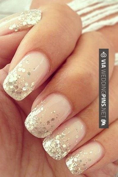 These 15 Unique Wedding Manicure Ideas Are Not To Be Missed