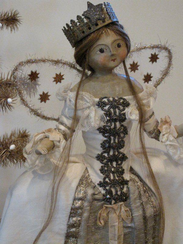 Nicole Sayre christmas angel: Christmas Merriment, Sayr Christmas, Vintage Christmas, Christmas Luv, Angel Abound, Nicole Sayr, Christmas Angel Beautiful, Christmas Angels, Originals Angel