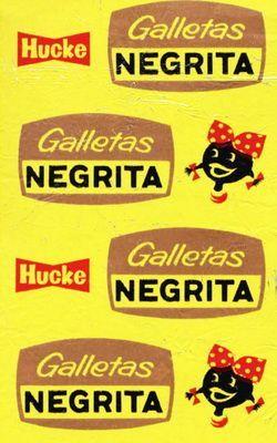 Galletas Negrita 1969