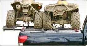 DiamondBack Truck Tonneau Cover ATV Series-Side Loading