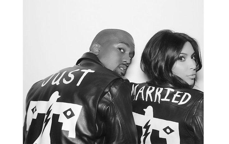 KIM KARDASHIAN OG KANYE WEST - bilder av Kim og Kanye - bryllup 2014 http://stylista.no/trender-og-guider/kim-kardashian-og-kanye-west-a-love-story