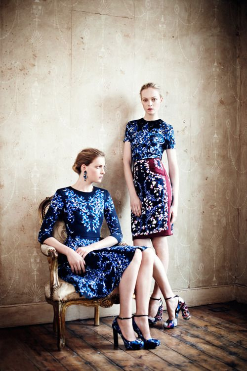 Erdem Resort 13Fashion Weeks, Woman Fashion, Runway Fashion, Spring Collection, Mixed Prints, Resorts 2013, Fashion Spring, 2013 Collection, Erdem Resorts