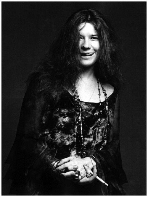 Janis Joplin    1969    by Francesco scavullo