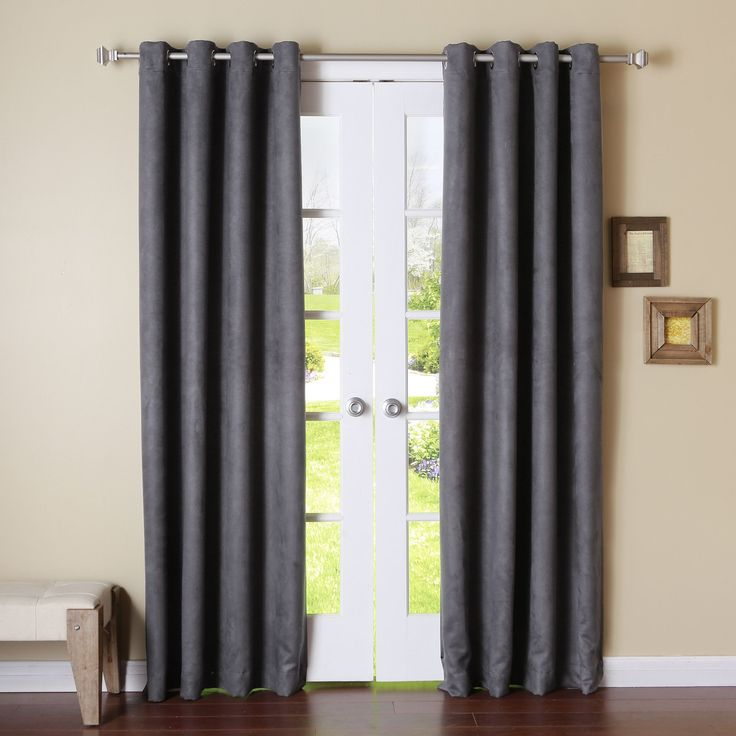 Indoor Blackout Curtain Panels