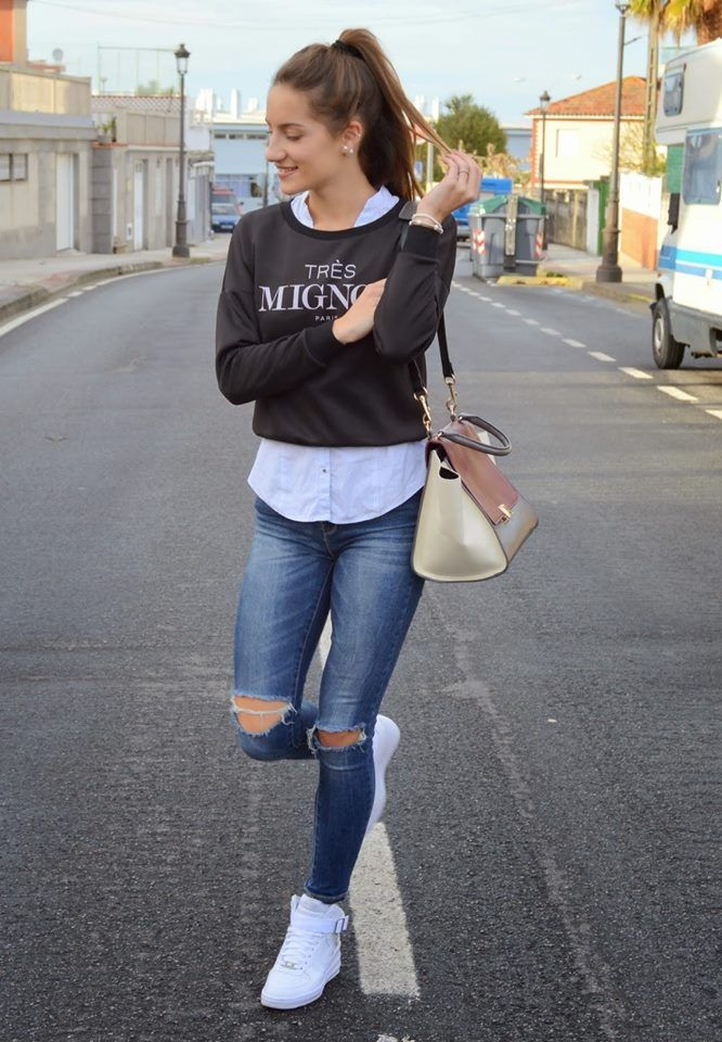 Outfits para chicas que no se llevan bien con el frío  bc0c8d82f94d