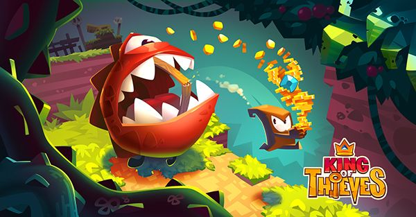 You can play in appstore https://itunes.apple.com/us/app/king-of-thieves/id952715194?mt=8Its a new game from Zeptolab
