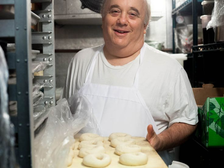 Barney's - New York's Best Bagel Comes From a Department Store. Here's How It's Made.