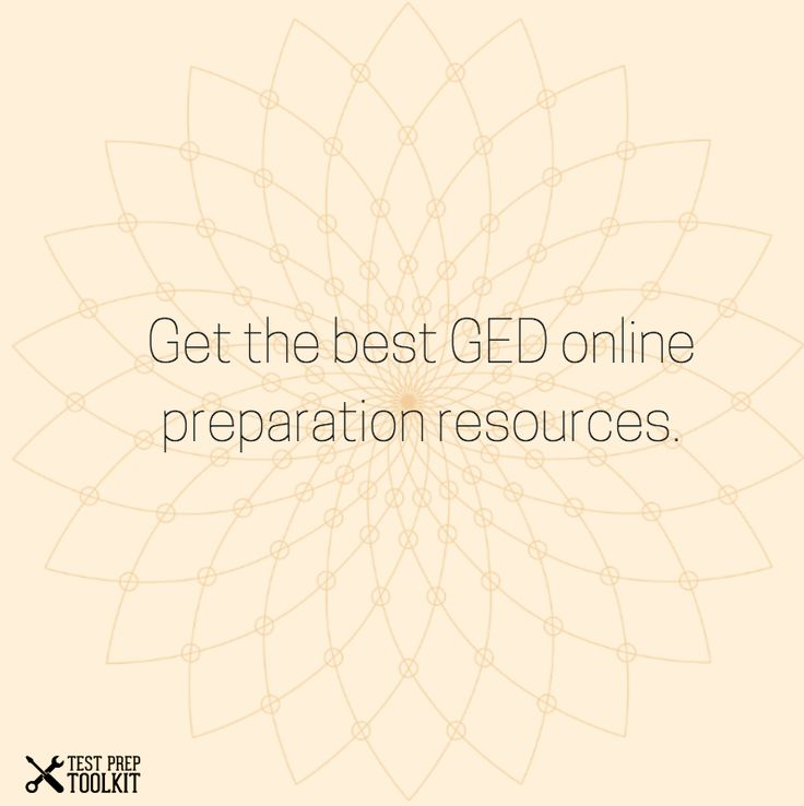 how to get your ged online