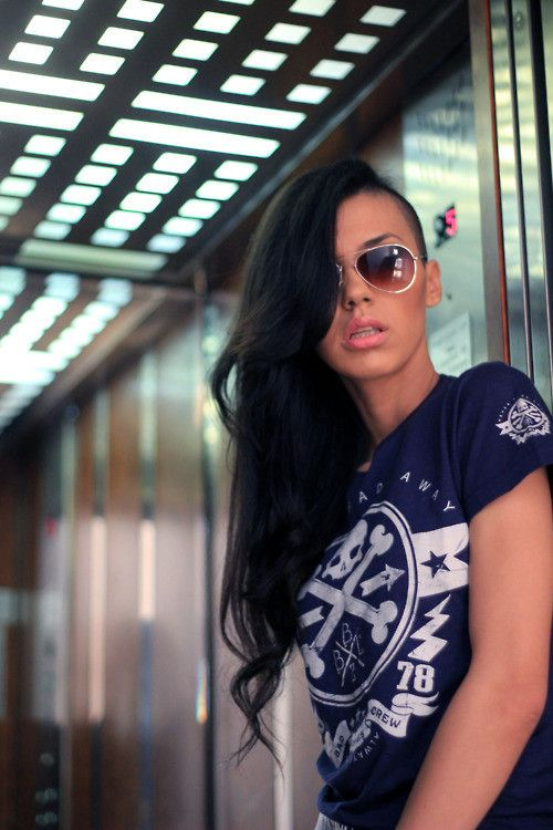Skrillex Haircuts For Women fashionistespieraksti.wordpress.lv