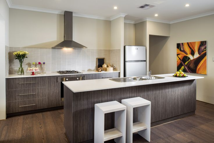 Homebuyers Centre - Getaway Display Home Kitchen