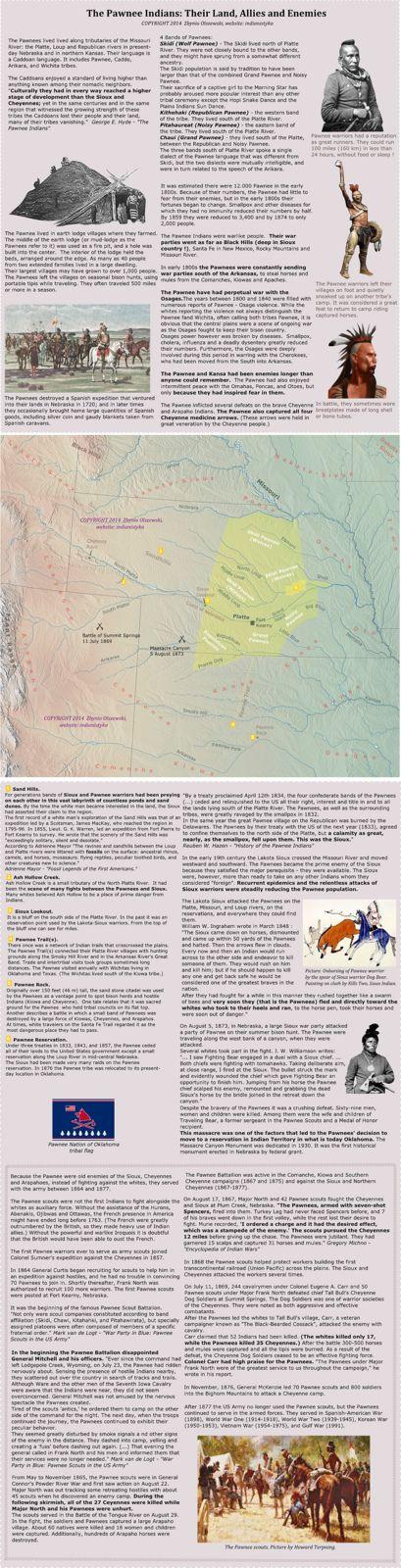 PawneeIndianstribelandsboundaries Map of the tribal lau2026