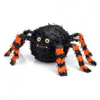 Halloween Party Supplies, Creepy Spider Pinatas, Decorations