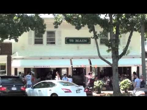This HD video shows you the sights of Southampton, New York. This small summer beach town was first established in 1640. I take you thru downtown, Coopers Beach, a golf course and by some of the estates.