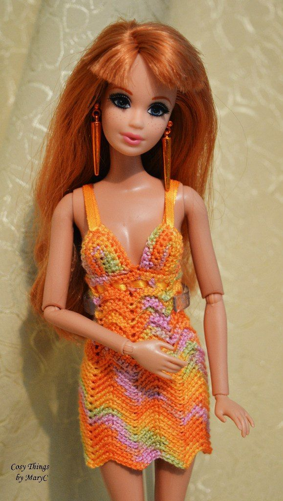 Barbie-Crafts (Knit, sew, Master) | VK                                                                                                                                                                                 More