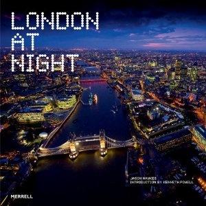 London at night di Jason Hawkes