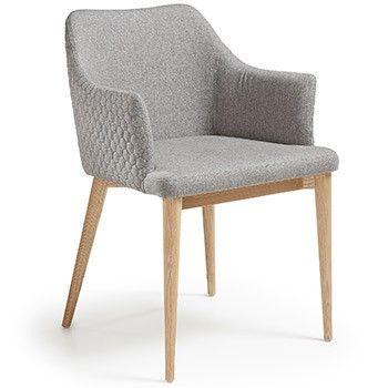 1cc7cca21eaffc00b6adeb519c17ed7c  dining chairs Résultat Supérieur 1 Beau Fauteuil Terrasse Und Chaise Tissu Gris Pour Deco Chambre Photos 2017 Kae2