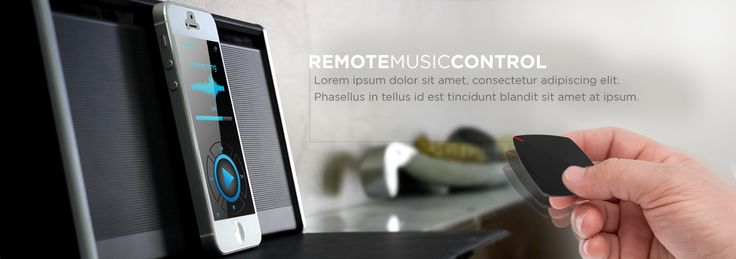 Control your music with Gecko