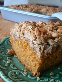 Entenmann's Big Book Of Baking: Pumpkin Crumb Cake RecipeCrumb Cakes, Pumpkin Crumble, Sweets Treats, Pumpkin Cake, Pumpkin Crumb Cake, Products Reviews, Crumble Cake, Mih Products, Sweets Tooth