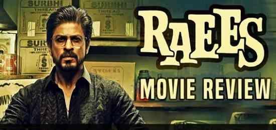 Raees Review by Taran Adarsh, IMDB Rating, KRK, Rajeev Masand, Komal Nahta, Anupama Chopra, Top Websites SRK Raees Review by Taran Adarsh, IMDB Rating, KRK, Ra