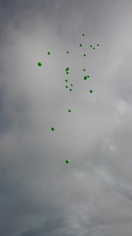 Baloons with wishes - on Gdansk Neighbors Days