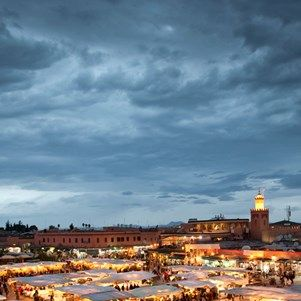 Five reasons to book a ticket to Morocco... now #elleau #travel #morocco