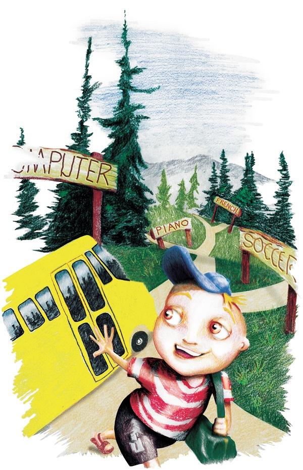Camps 2004 by Ken Barnedt